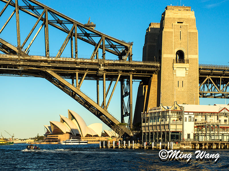 Grand - Sydney Harbour Bridge & Opera House