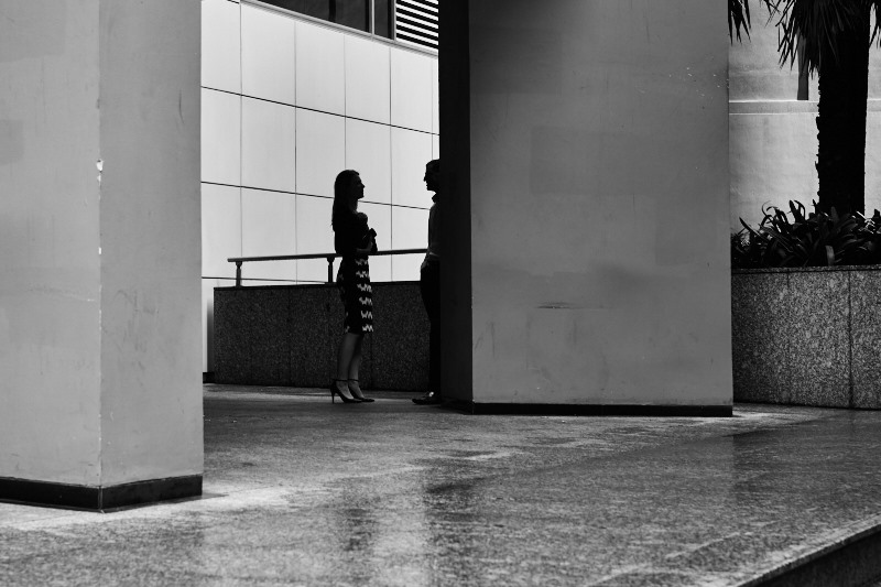 Street photography in Sydney