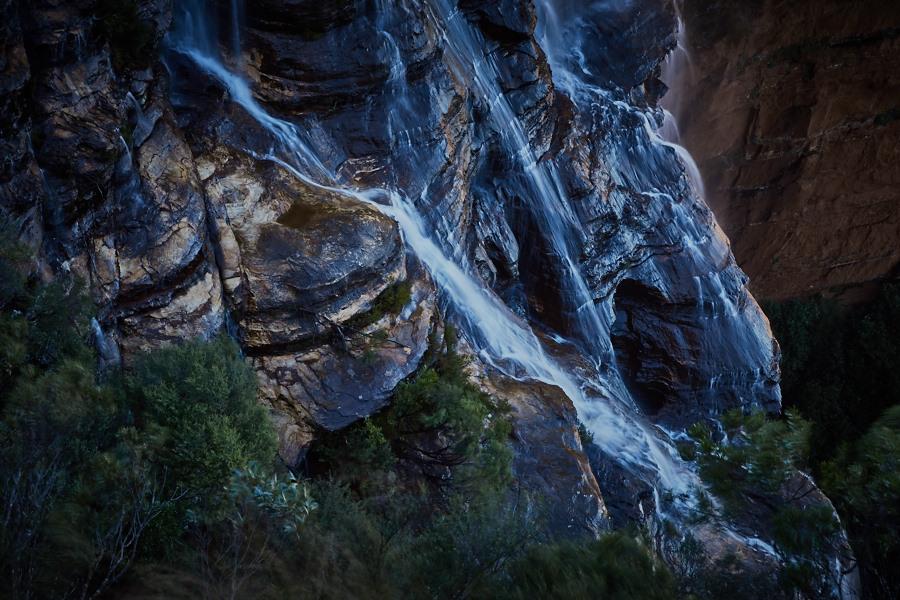 Wentworth Falls, Blue Mountains, 4/2015, Ming Wang