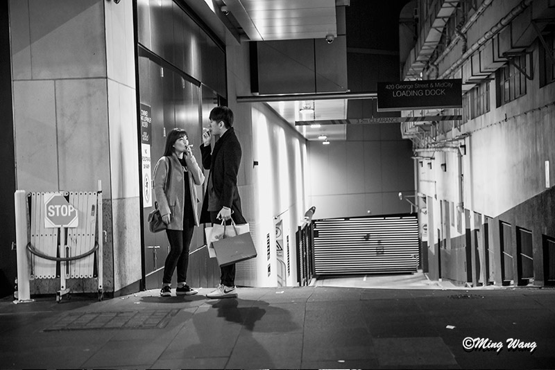 Street Photography, Sydney 2015