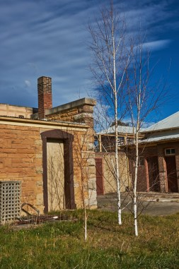 The Old Wallerawang Railway Station