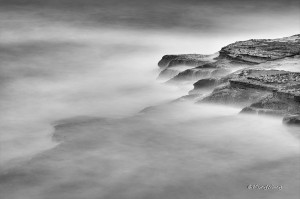 Black & White Seascape 23