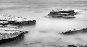 Black & White Seascape 25
