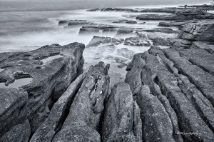 Black & White Seascape 29