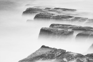 Black & White Seascape 30, Ming Wang Photography, 2016